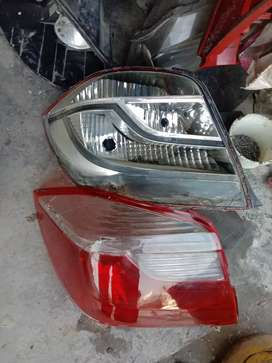 Head light buffing