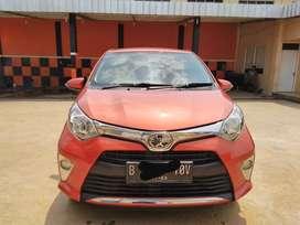 Toyota calya G manual orange 2017