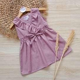 Baju Anak - Kamila Dress