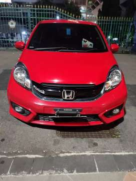 Honda Brio E manual istimewaa