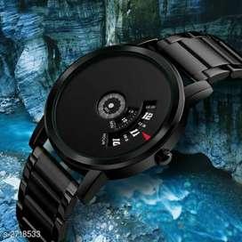 Stylish analog watch