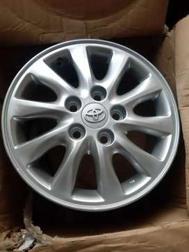 Innova original brand new alloy wheels
