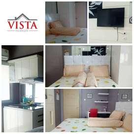 Sewa Apartemen Educity Yale Type Studio - Vista Property