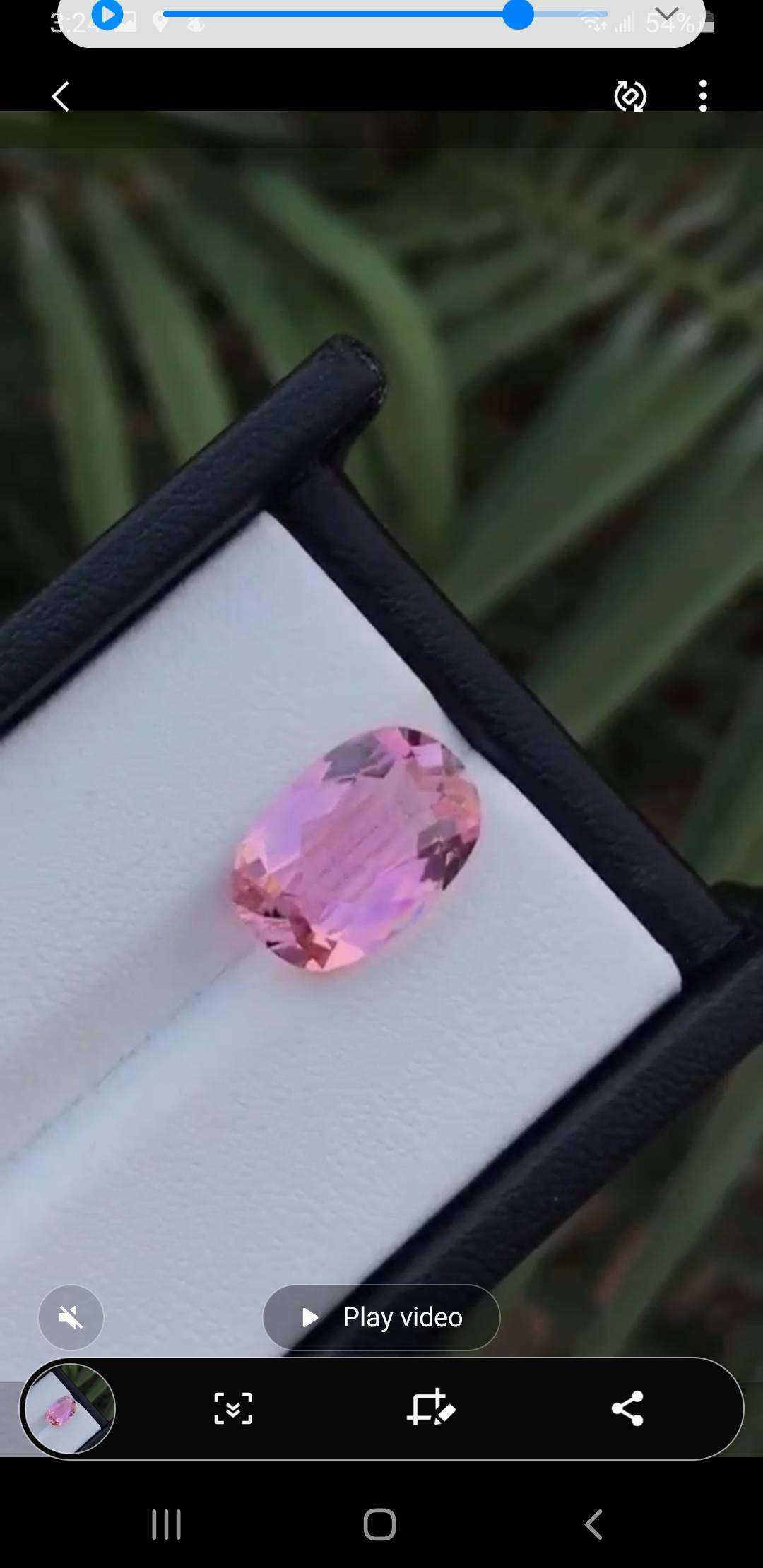 Natural Super top quality pink color Tourmaline