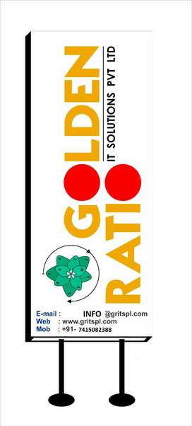 Golden Ratio IT Solutions Pvt. Ltd. Bhopal (M.P.))