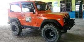 Rp.50 masih nego Katana GX 1996 tipe jeep 4x4 sudah besar siap trabas