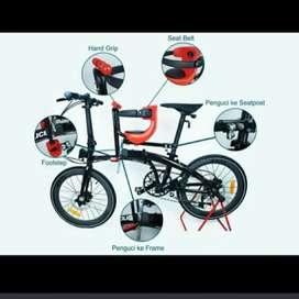 Kursi Bonceng Sepeda Anak Depan