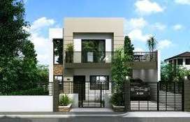 285 sq yd, 7Bedroom, 5Bathroom,,Triple Storey House  in Sec-91 mohali