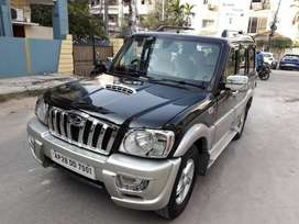 Mahindra Scorpio VLX 2WD BS-III, 2009, Diesel