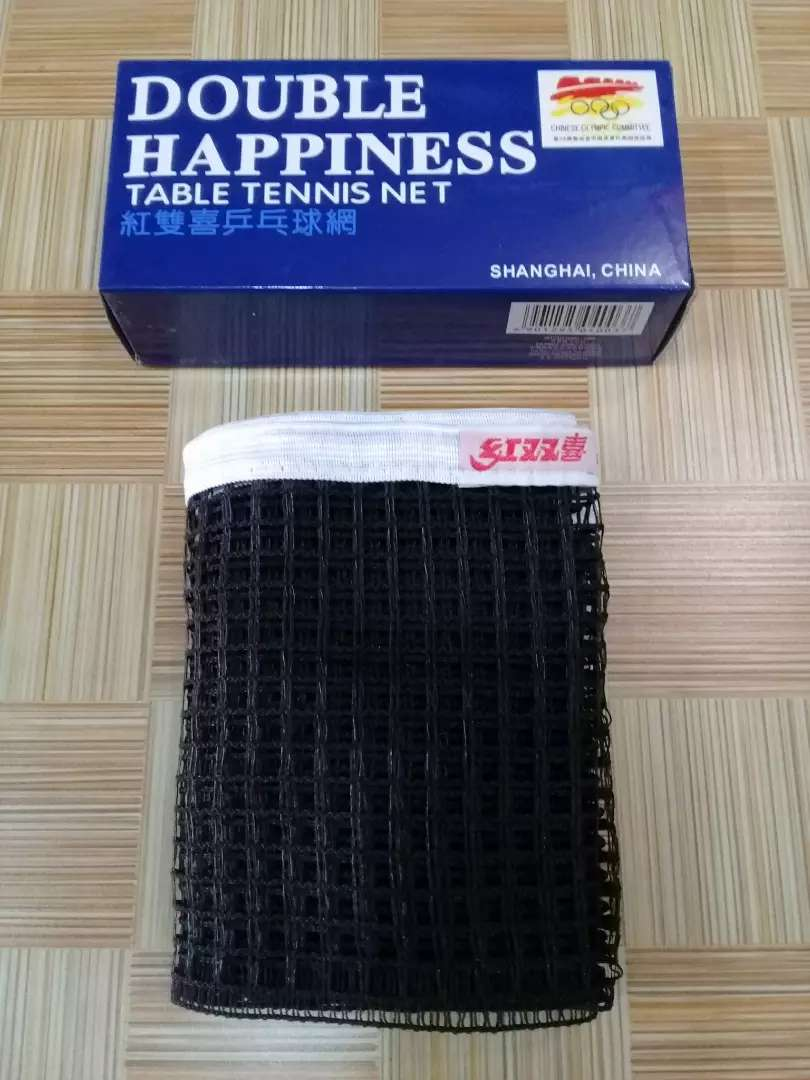 Net tenis meja DOUBLE HAPPINESS 0