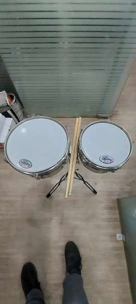 Drums in new condition