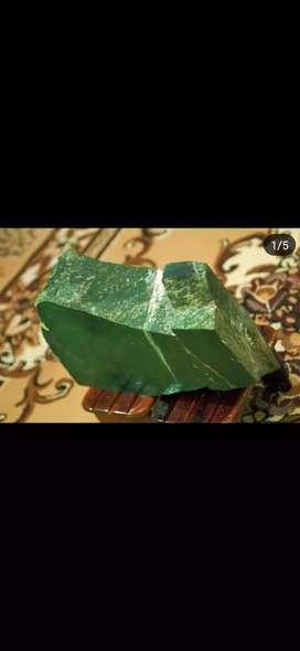 Dijual Batu Giok Nephrite india ada setifikatnya