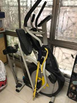 E effects excercise machine