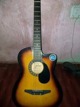 Guitar only in 1400
