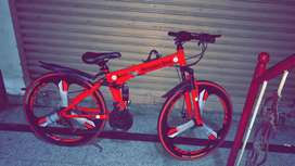 Brand New Foldable Cycle