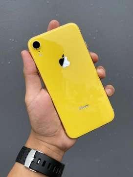 iPhone Xr 64 Gb Kuning