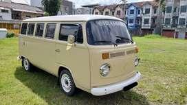 Volkswagen VW Combi Cliper 1983 Cream Minibus Low KM 48k