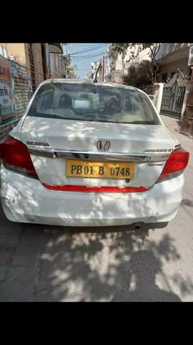 Honda Amaze 2016 ola uber attached in driver very very good mileage