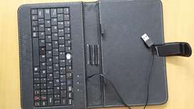 7 inch Tab Cover with key board