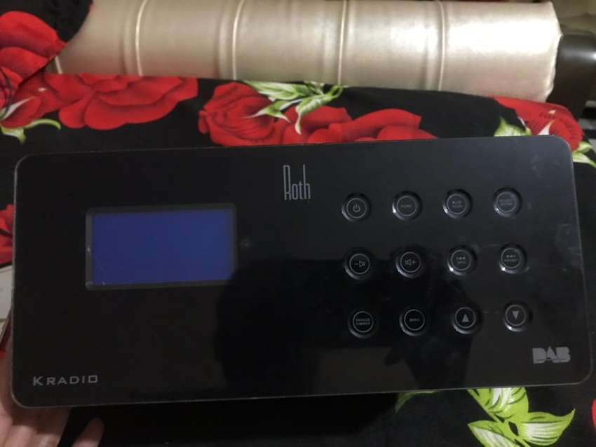Wifi Radio Touch Display system