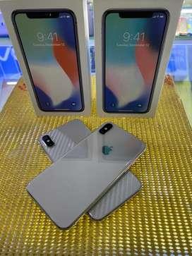 iPhone X 256GB INTER , FULLSET
