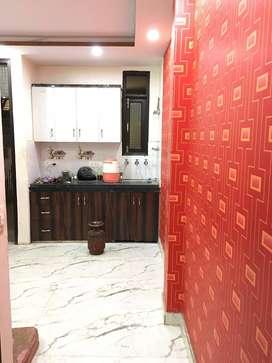 1bhk independent builder flat for rent in govindpuri main