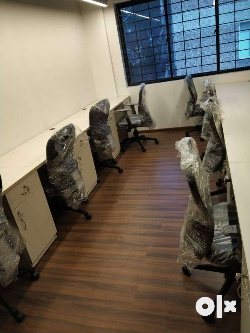 dedicated 6 seater cabin for office space with all amenity 0