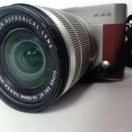 Kamera Mirrorless FujiFilm XA3