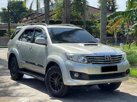 Fortuner G AT Diesel 2011/2012