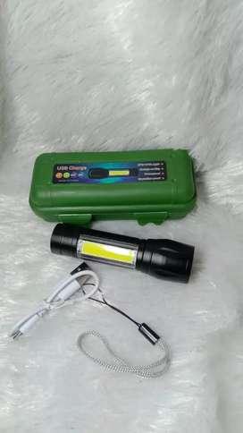 Senter USB charger