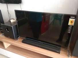 Tv led 43 Plus Speaker Bisa Via Kredit Tanpa Bunga Dan Praktis