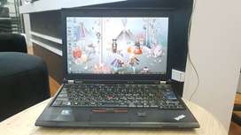 Notebook Lenovo Thinkpad X220 Intel Core i7 Cocok Design Grafis , WFH