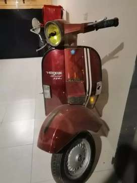Vespa Sprint 1978 model Limited Edition