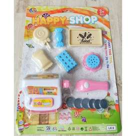 Mainan Register Candy Shop Permen LK 8 Mainan Kasir