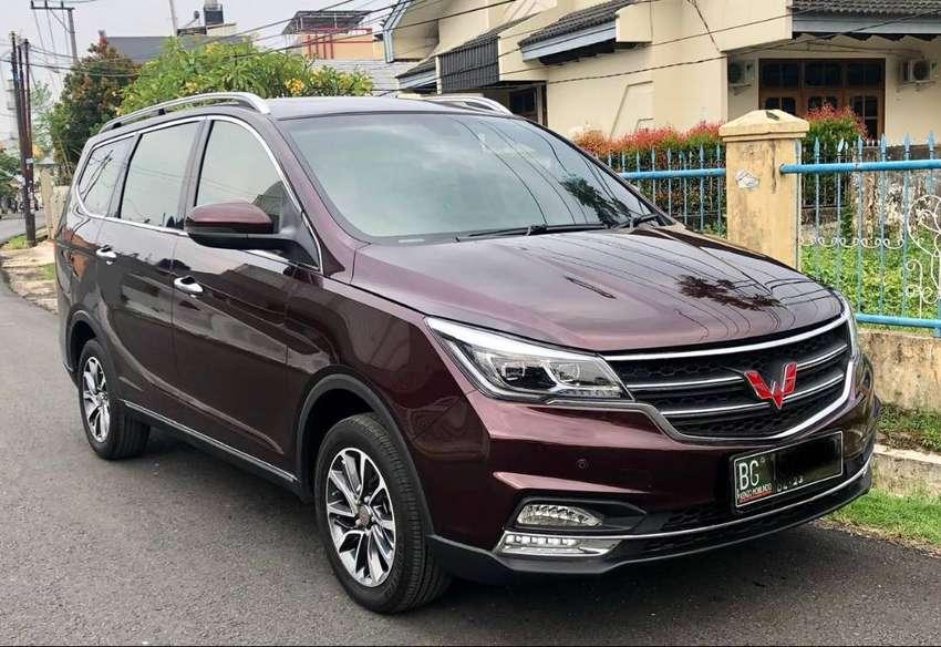 Wuling Cortez AT Lux + AMT 2018 Merah,Dp 30jt Km 17rb Persis Baru 0