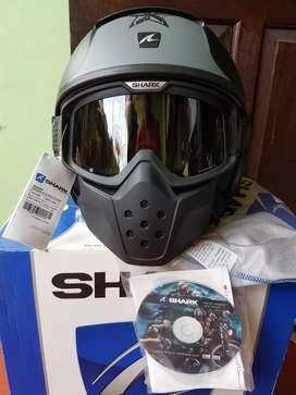 Helm sharkraw original sz M