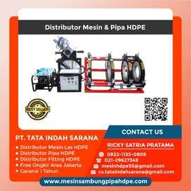 Distributor Mesin las pipa hdpe - Mesin las hdpe SHD 630
