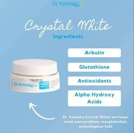 Dr. Kimmiku Crystal White
