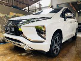 Mitsubishi Xpander Ultimate White 2019 km4rb antik!!