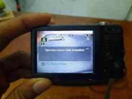Sony w830 kamera digital