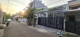 Rumah Luas Tanah 110m2 Hadap Selatan di Kavling Marinir  Pondok Kelapa