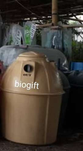 septik tang biotech BIOGIFT BK SEries anti bau