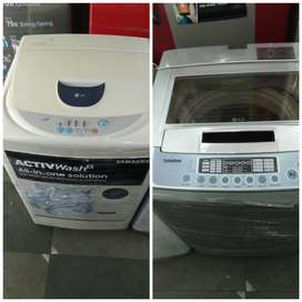 WITH FREE DELIVERY IN MUMBAI FULLY AUTOMATIC WASHING MACHINE FOR SALE