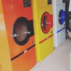 Mesin pengering, mesin cuci