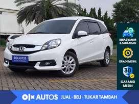 [OLXAutos] Honda Mobilio 1.5 E A/T 2016 Putih