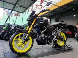 Yamaha MT 15 / MT15 2019 Kilometer 8rb like new, Zaky Mustika
