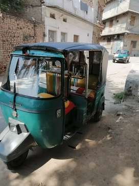 Super power rickshaw
