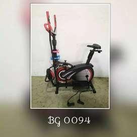 Sepeda Statis Orbitrack Bike 5 in 1 // Oxinada BT 13L01