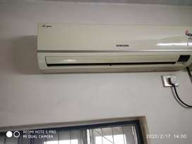 Samsung Split AC,  very sparingly used in house. 5 years