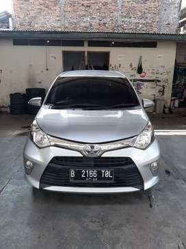 """Toyota Calya G Matic / AT """"2017"""" Silver"""